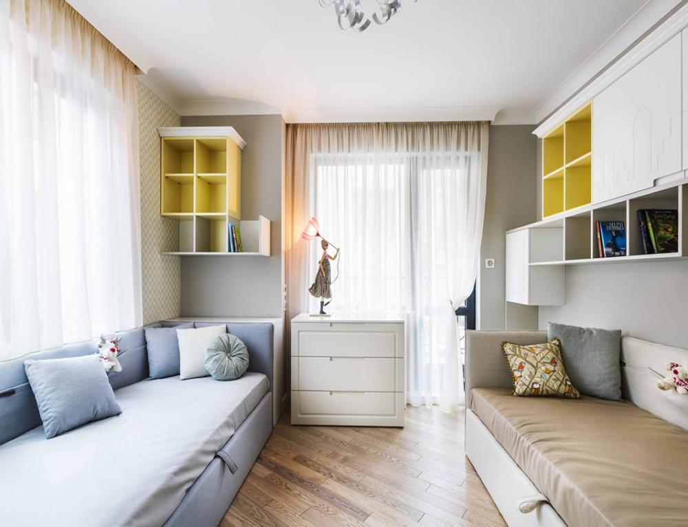Детската стая – весела, пролетна и практична