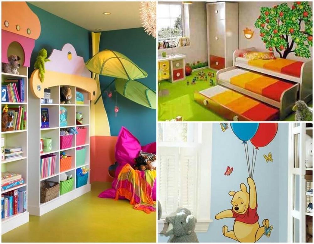 Децата обичат цветове – бъдете дръзки!