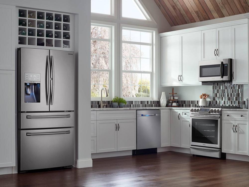 Надграждане на пространството над хладилника