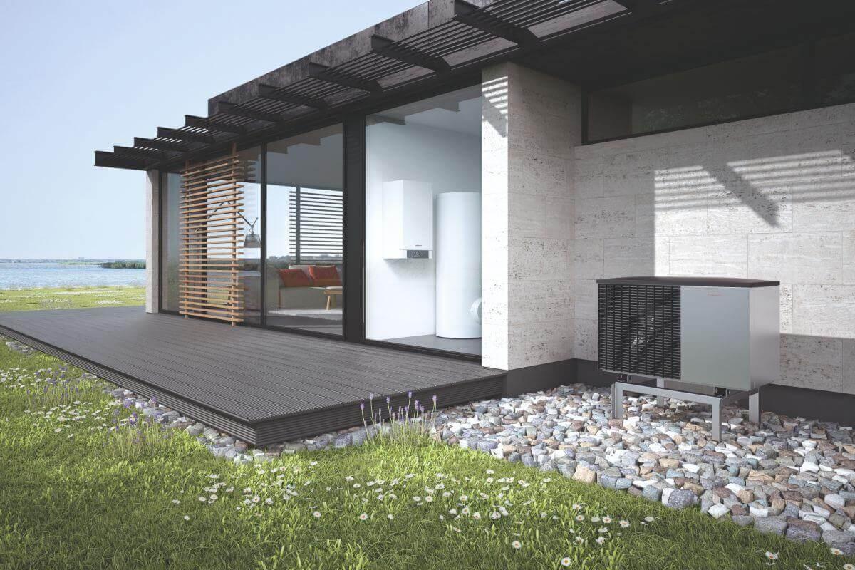 Термопомпи въздух-вода: какво издава тяхната ефективност