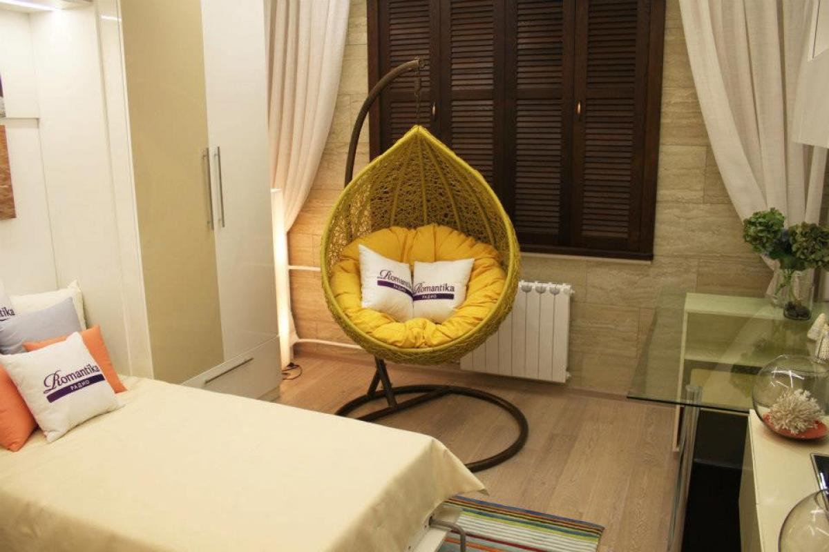 Плетен стол