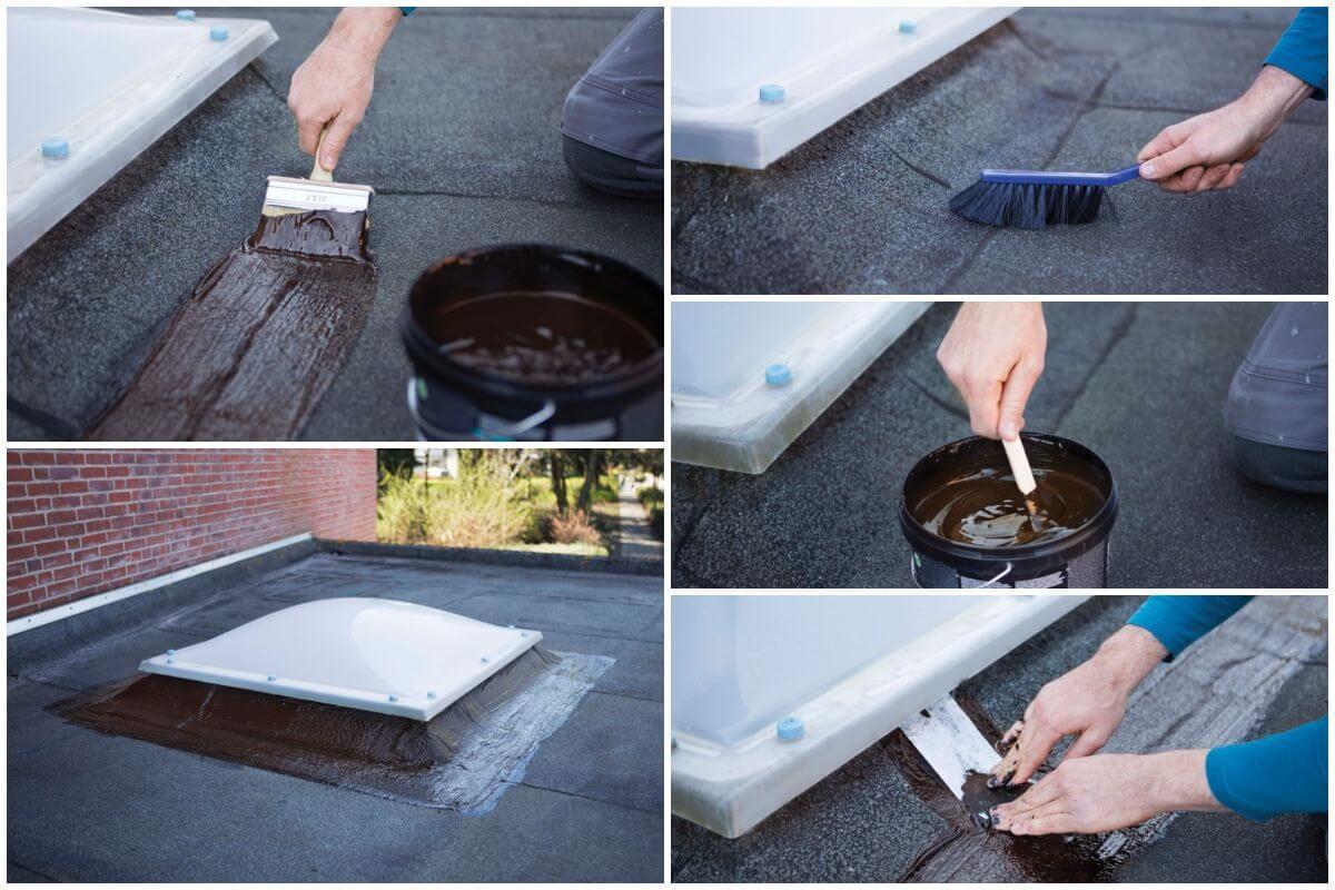 Bison Rubber Seal – приложение на продукта стъпка по стъпка