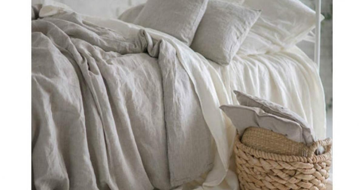 Изберете коноп вместо обикновено спално бельо
