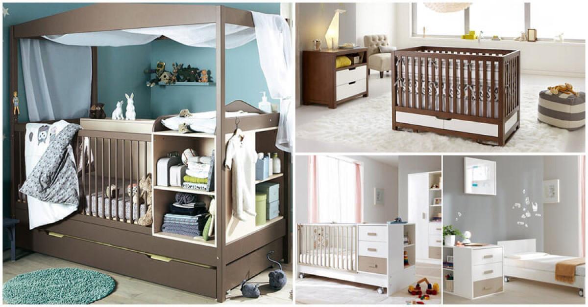 Как да изберем идеалното бебешко креватче?