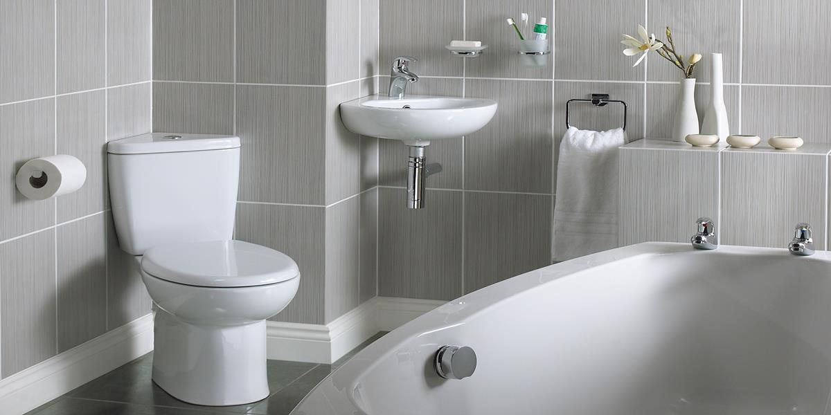 Ремонт на малка баня в панелно жилище: откъде да започнем?
