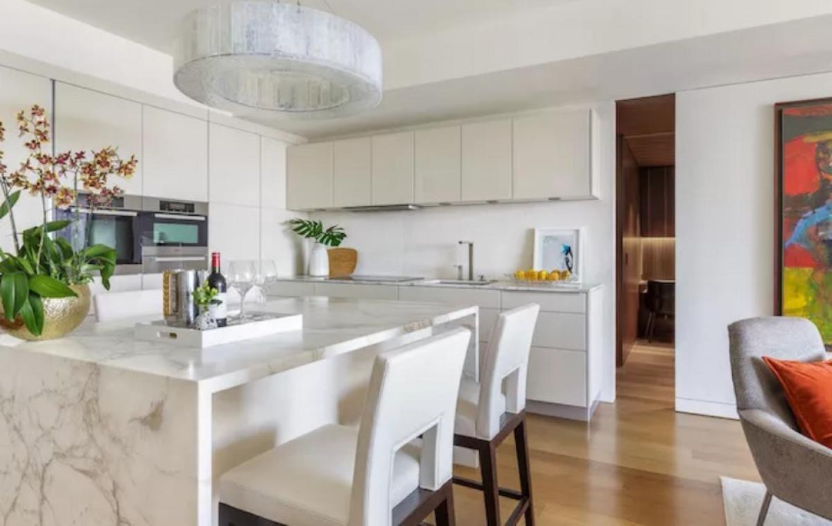 Лукс и чистота в кухнята