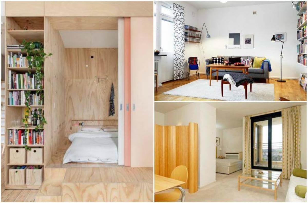 7 идеи за максимално оползотворяване на малки жилищни пространства