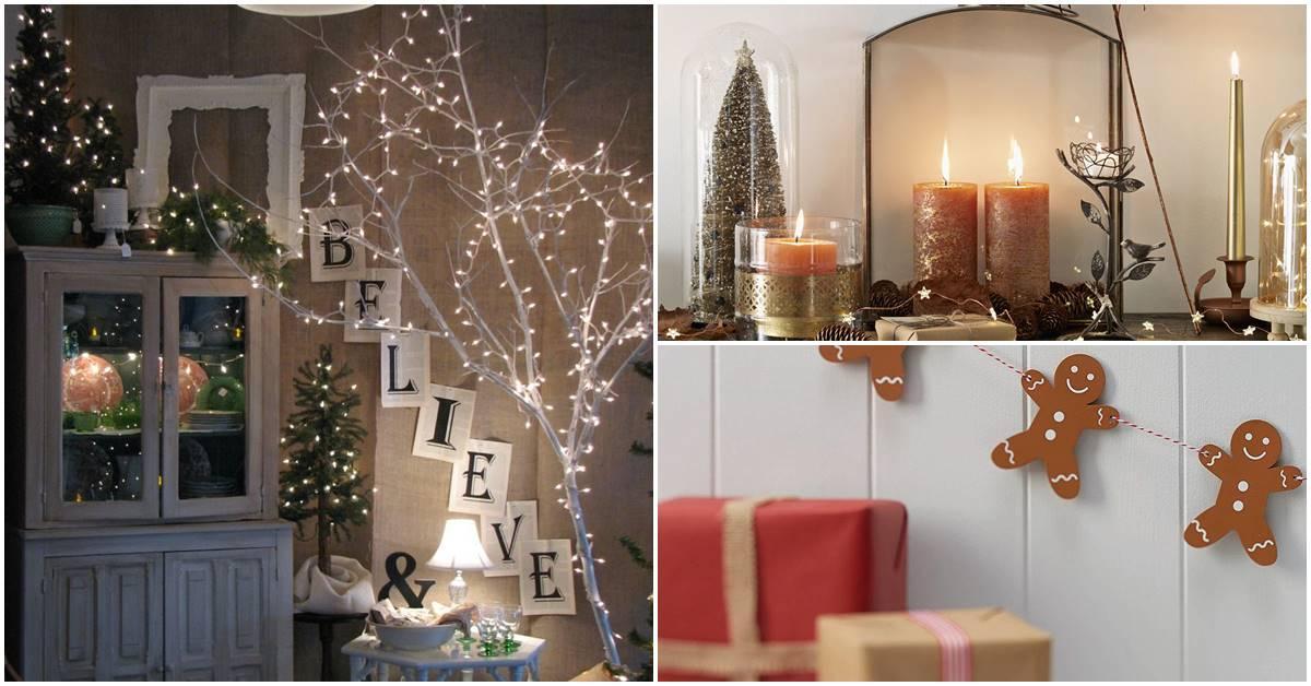 Полезни идеи и съвети за приказна Коледа у дома