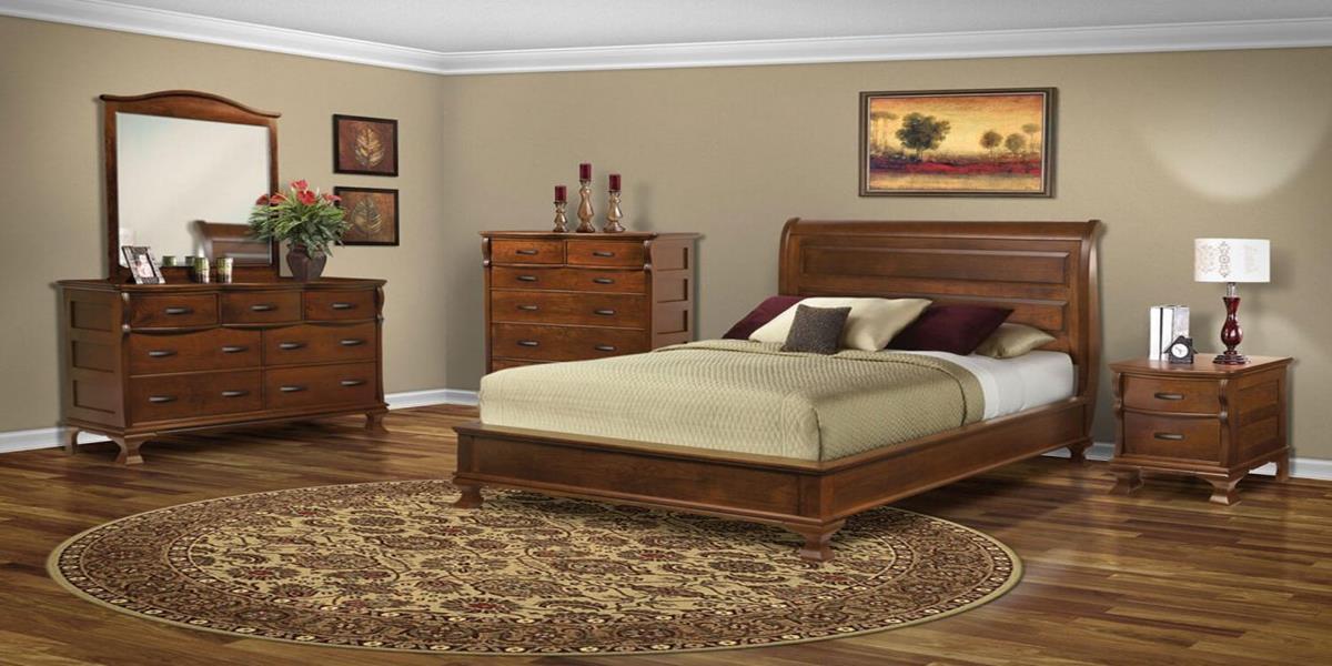 Ценни насоки при избора на спални от масивно дърво