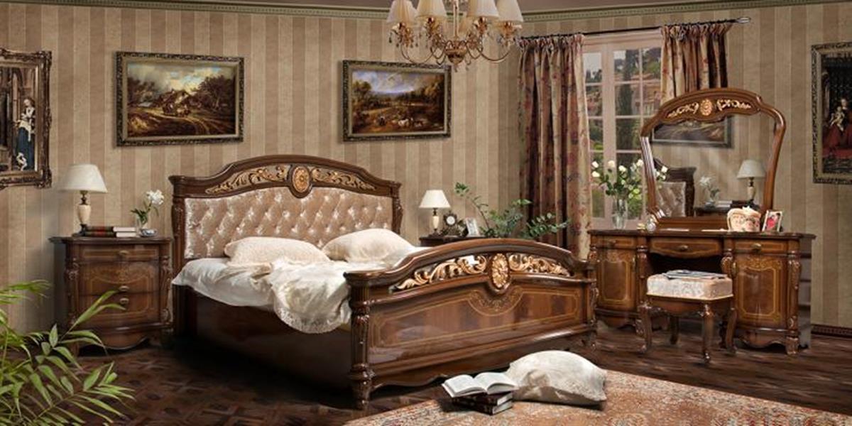 Да обърнем внимание на централния елемент на спалнята - леглото