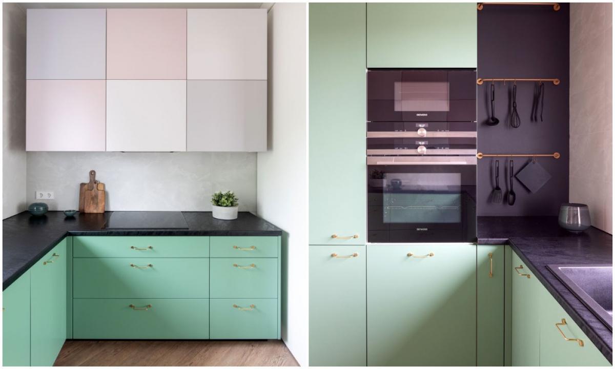 Кухня в пастелни цветове – как да постигнете перфектен резултат?