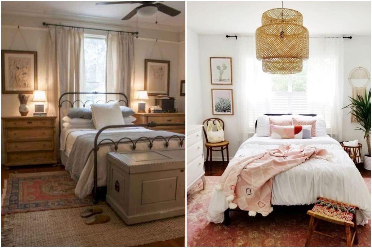 Спалнята е нашето красиво убежище!