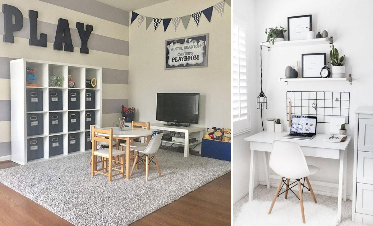Комбинирайте домашен уют с възможност за работа
