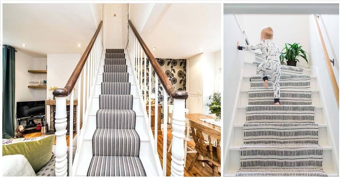Пътека по стълбите