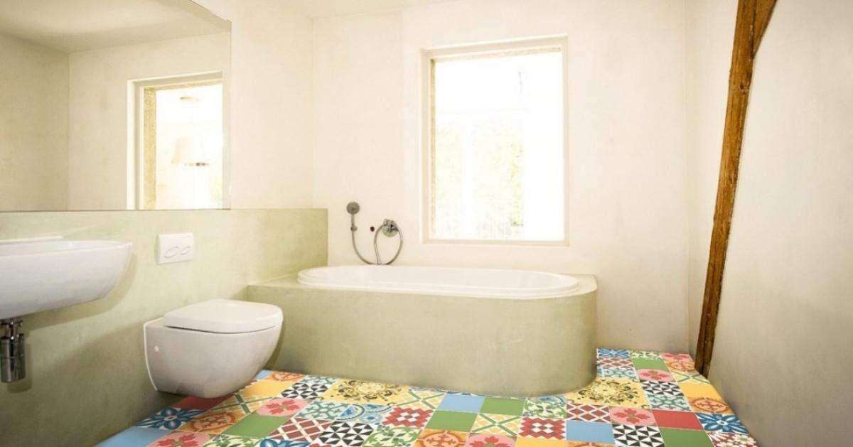 Как най-лесно да освежим банята си с пачуърк?