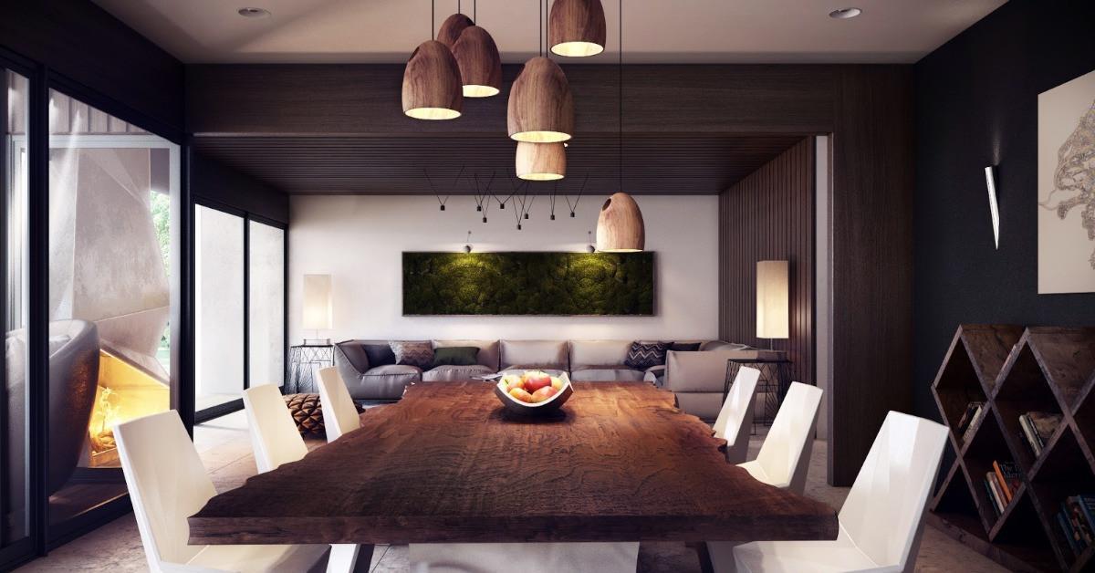 Как да направим едно помещение визуално по-голямо с помощта на осветлението?