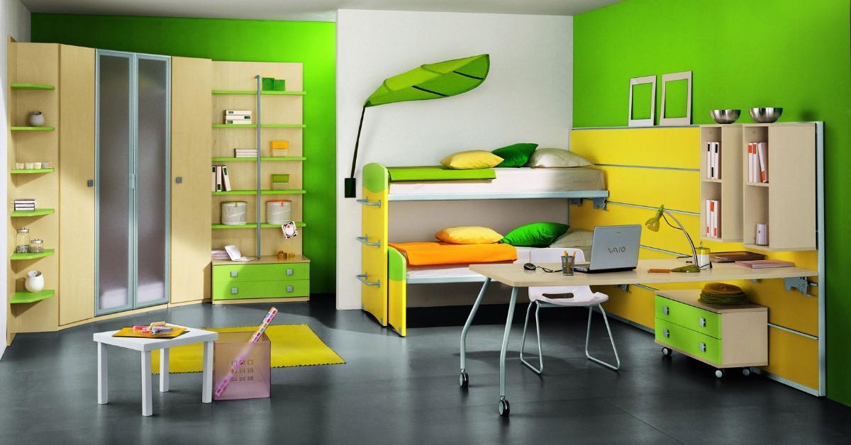 5 задължителни елемента в детската стая