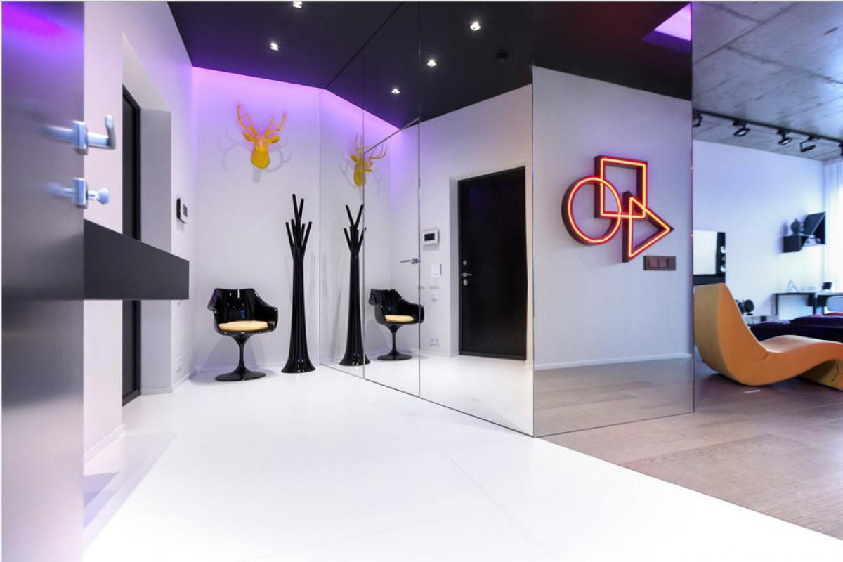 Зрелищен коридор или как да впечатлите гостите от първата минута?