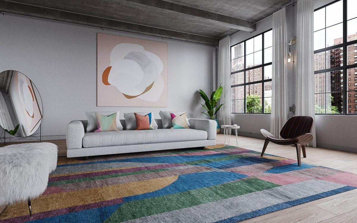 В кои стаи да има килим?