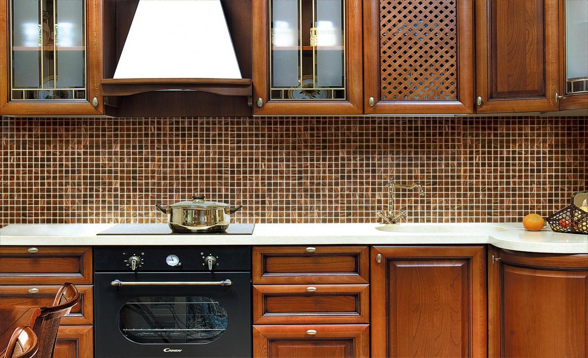 Мозайка в кухнята – гарантирана дълготрайност и красиви решения