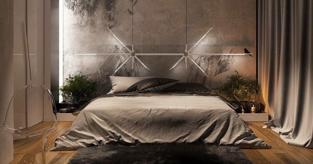 Ексцентрични спални, на гребена на последните модни тенденции