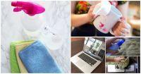 7 невероятни трика за лесно почистване на различните повърхности у дома