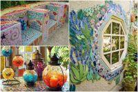 Вижте защо декорацията с мозайка се превръща в новия хит