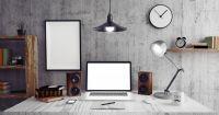 Кои са най-подходящите цветови палитри за домашен офис?