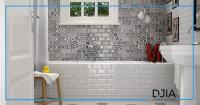 Обзавеждане на банята от вкъщи?  Мисията възможна с DJIA