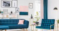 Кои са най-подходящите цветови комбинации за дневната?