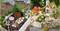 4 вълнуващи идеи за декорация на градината