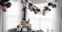 Парти декорация на стая за детски рожден ден за чудо и приказ