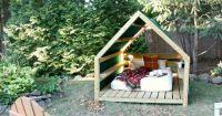 Как да изградим уютен кът за почивка в двора