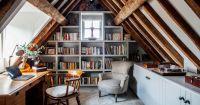 4 креативни идеи за библиотека в малък апартамент