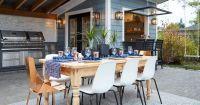 Как да подредим масата за гости на открито