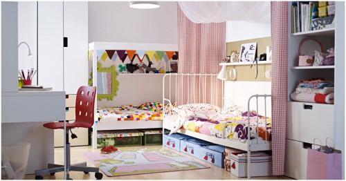 Как да проектирате детска стая, която да се променя заедно с детето ви?