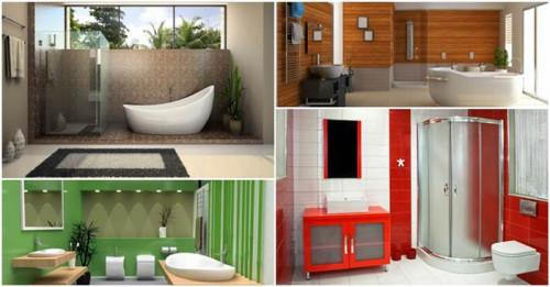 Луксозни и модерни идеи за спа великолепие в банята