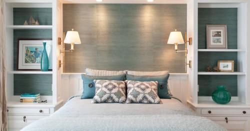 Нишите в спалнята - едно прекрасно допълнение към интериора