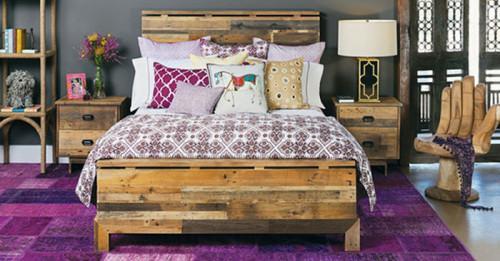 Практични легла от палети за всеки дом