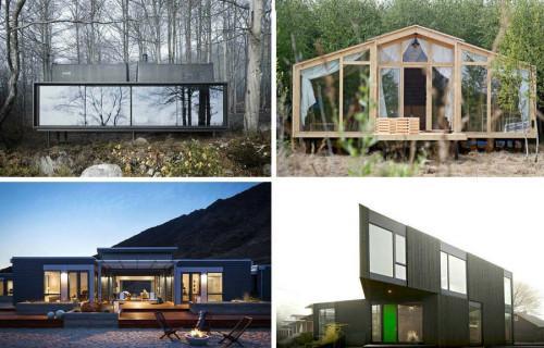 5 страхотни идеи за сглобяеми къщи