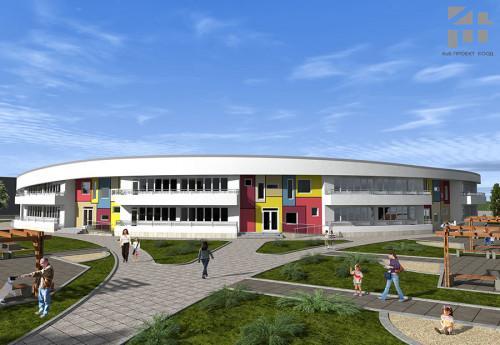 Започна строежът на нова модерна детска градина в Пловдив