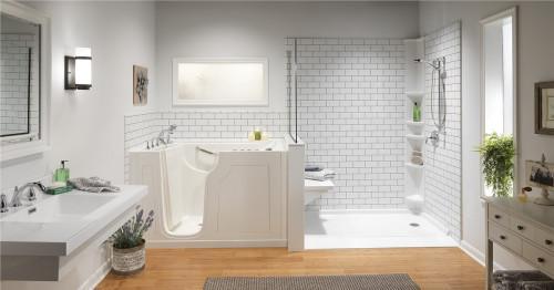 4 стилни идеи за дизайн на малка баня