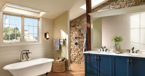 10 впечатляващи нововъведения в банята