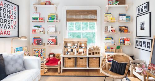 Организацията в детската стая: как да създадем кокетно и подредено пространство?