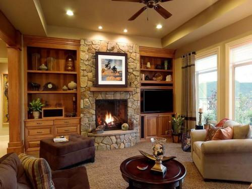 7 лесни дизайнерски трика за повече топлота и домашен уют в дневната