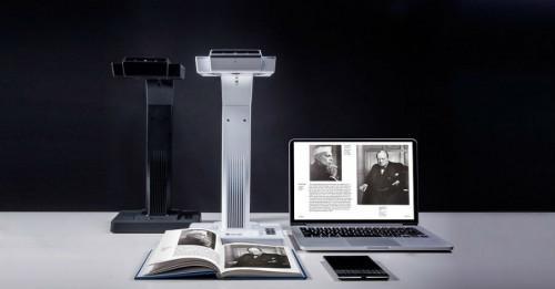 Най-бързият скенер в света с изключително стилен дизайн