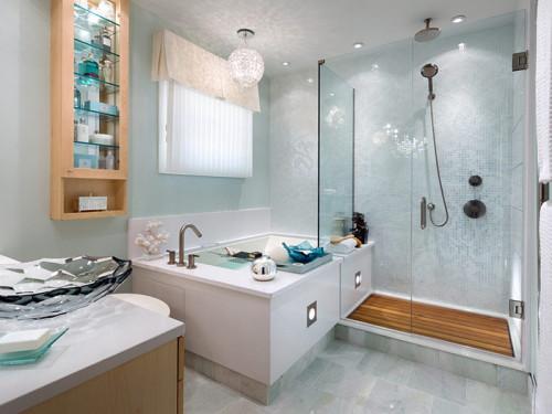 1. Осветление в банята