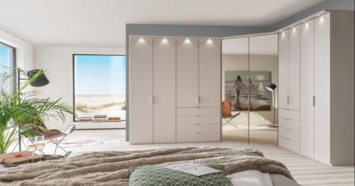 Гардеробът в спалнята - няколко идеи за стилен и функционален дизайн