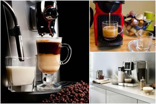 Каква кафемашина да изберем, за да се радваме на вкусно и ароматно кафе?
