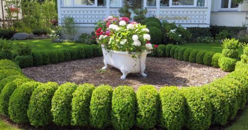 Всеки може да го направи: практични идеи за градината с подръчни материали